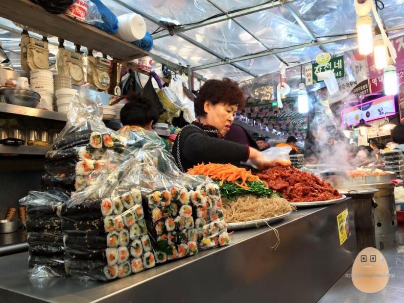 Seoul must eats!