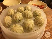 One of the best dumplings in Myeongdong. Maybe Seoul?