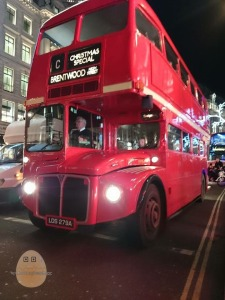 London Bus, the Original.