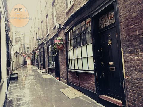 "The ""Daigon Alley"" of Harry Potter."