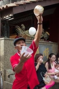 Melaka - Jonker Street Coconut Ball