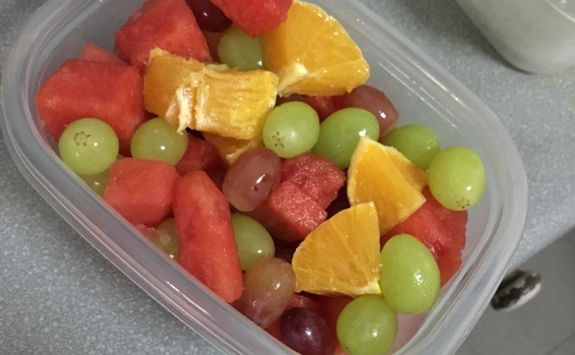Money saving eggtip: DIY FruitBox!